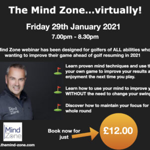 The Mind Zone ONLINE!